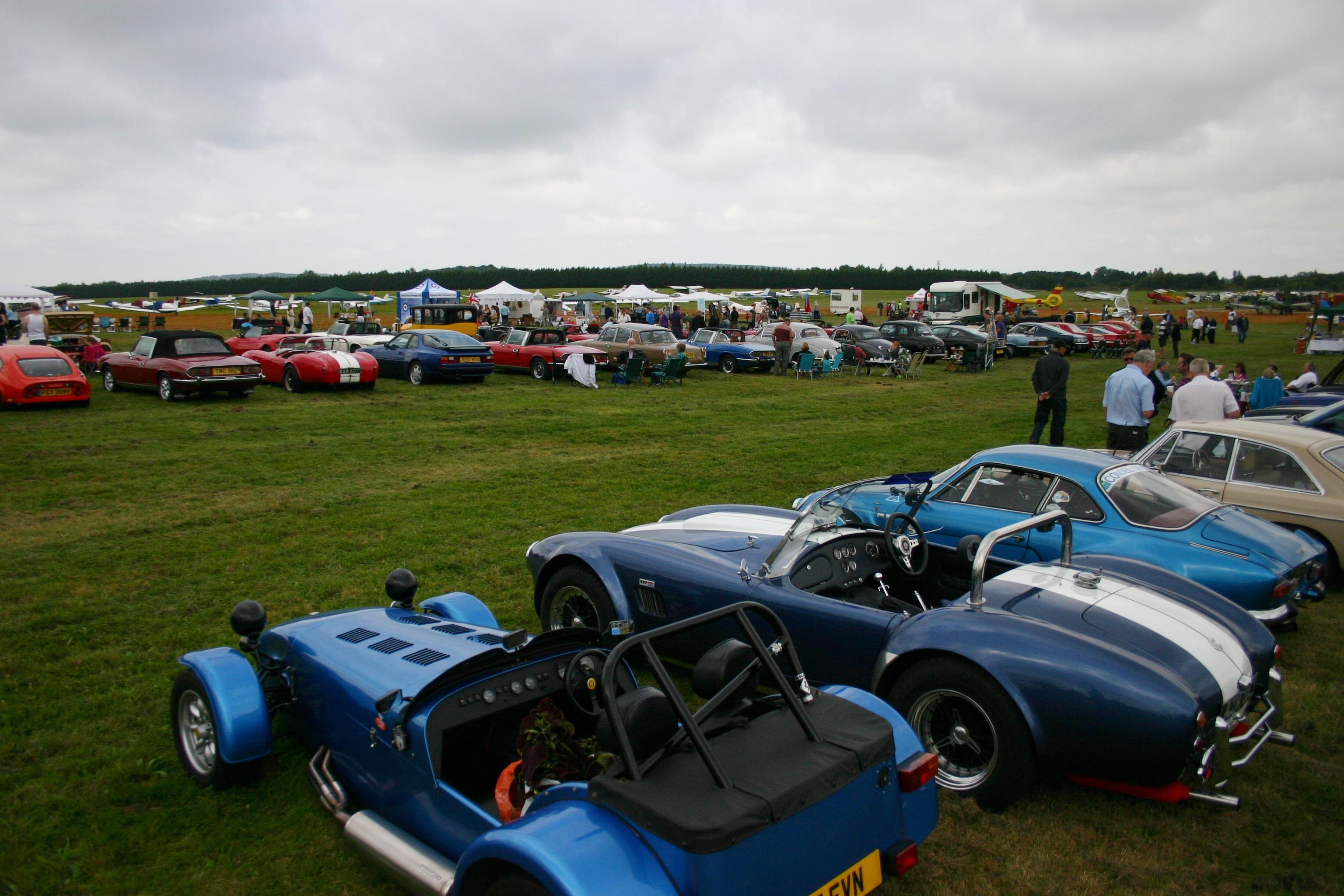 Barkham Classic Car Club | RoadRacer