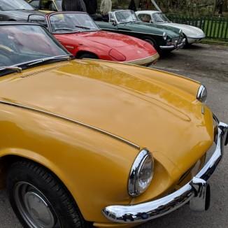 Proper British sportscars !